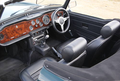 1974 Triumph TR6 For Hire (picture 4 of 6)