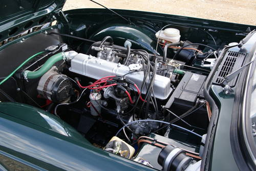 1974 Triumph TR6 For Hire (picture 5 of 6)
