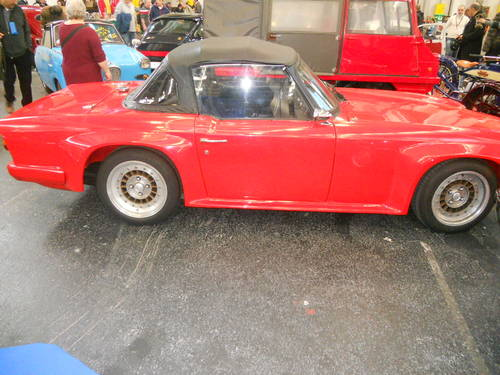 1973 TRIUMPH TR6 For Sale (picture 2 of 6)