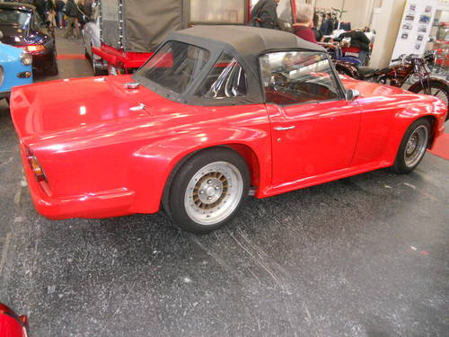 1973 TRIUMPH TR6 For Sale (picture 5 of 6)
