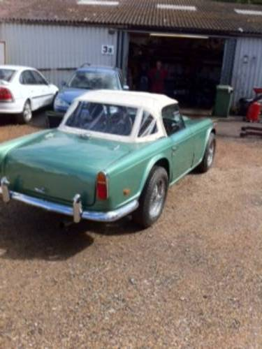 1968 Triumph TR 5 For Sale (picture 2 of 6)