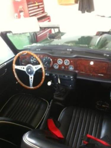 1968 Triumph TR 5 For Sale (picture 4 of 6)