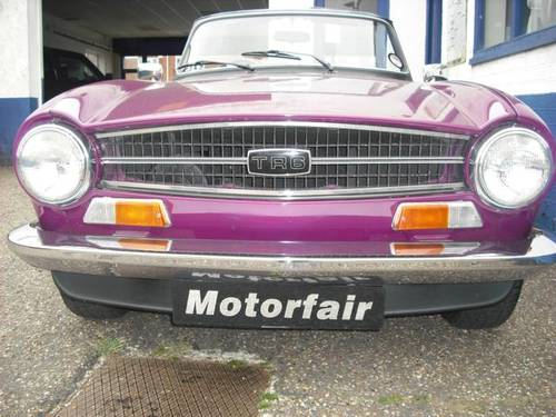 Triumph TR6 2.5 PI  Wanted (picture 1 of 3)