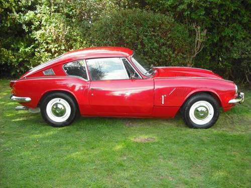 1970 STUNNING TRIUMPH GT6 MK2 OVERDRIVE UK VEHICLE For Sale (picture 2 of 6)