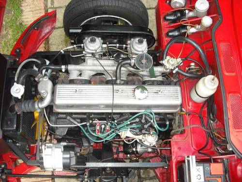 1970 STUNNING TRIUMPH GT6 MK2 OVERDRIVE UK VEHICLE For Sale (picture 6 of 6)