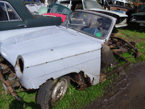 1968 Triumph Herald 1200,13/60 Breaking 4 for spares For Sale (picture 2 of 5)