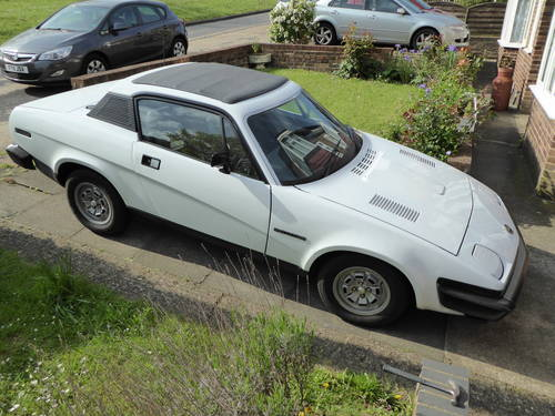 Triumph Tr7 Fhc 1981 Sold Car And Classic