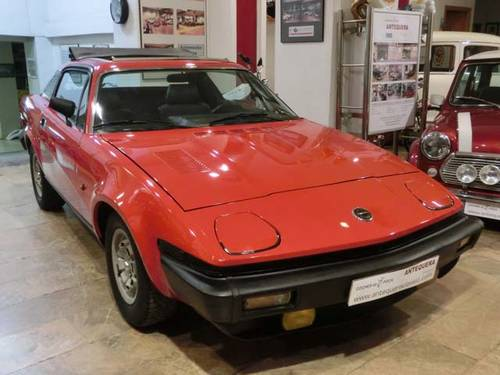 Triumph Tr7 Fhc Sunroof 1981 For Sale Car And Classic