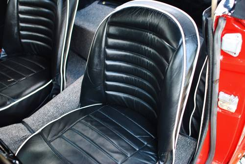 1962 Triumph TR-4 Roadster 4-Speed Rotisserie Restored For Sale (picture 6 of 6)