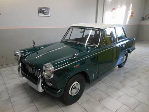 1969 Triumph Herald 1200 For Sale (picture 1 of 6)