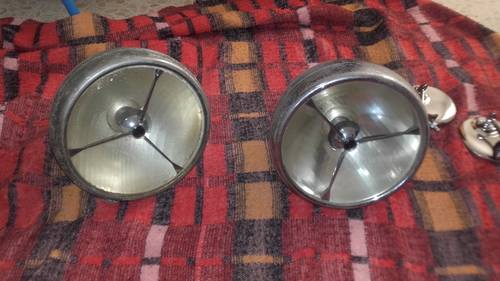 1950 head lights For Sale (picture 1 of 1)