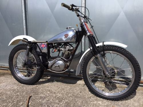 1965 TRIUMPH TIGER CUB 250 TRIALS MINT FANTASTIC BIKE £7995 ONO For Sale (picture 1 of 6)
