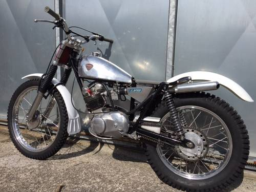 1965 TRIUMPH TIGER CUB 250 TRIALS MINT FANTASTIC BIKE £7995 ONO For Sale (picture 2 of 6)