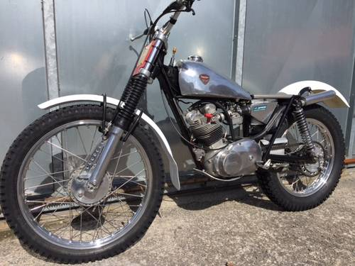 1965 TRIUMPH TIGER CUB 250 TRIALS MINT FANTASTIC BIKE £7995 ONO For Sale (picture 3 of 6)