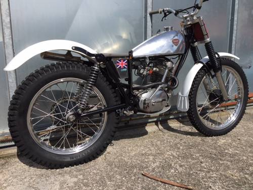 1965 TRIUMPH TIGER CUB 250 TRIALS MINT FANTASTIC BIKE £7995 ONO For Sale (picture 4 of 6)