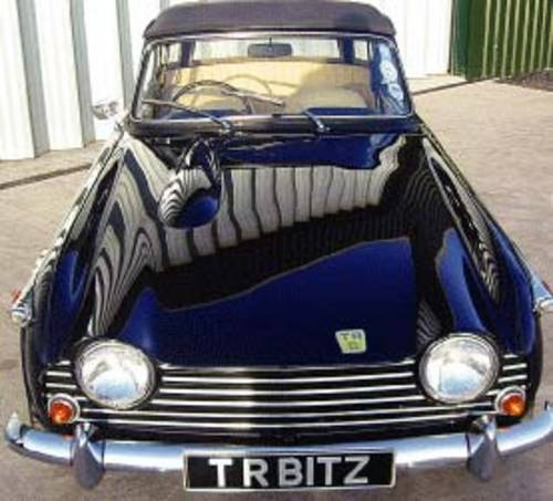 1969 TRIUMPH TR 2 TR3 TR3A TR4 TR4A TR5 TR250 TR6 WANTED  Wanted (picture 1 of 1)