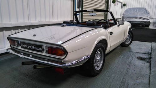 1981 Triumph Spitfire 1500 in beautiful condition NOW SOLD Wanted (picture 5 of 6)