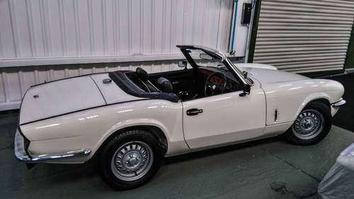 1981 Triumph Spitfire 1500 In Beautiful Condition Now Sold Wanted Car And Classic