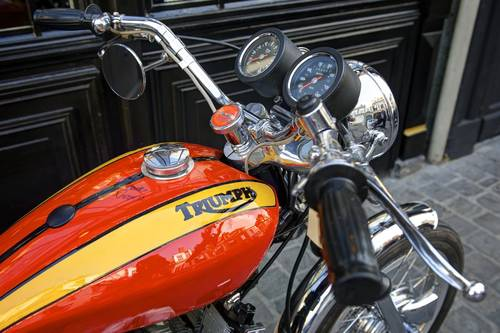 TRIUMPH X75 HURRICANE 1973 For Sale (picture 4 of 5)