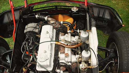 1972 TRIUMPH SPITFIRE MK4 1300cc COMPREHENSIVE RESTORATION For Sale (picture 6 of 6)