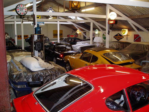 Classic Triumph Sports Cars For Sale (picture 1 of 1)