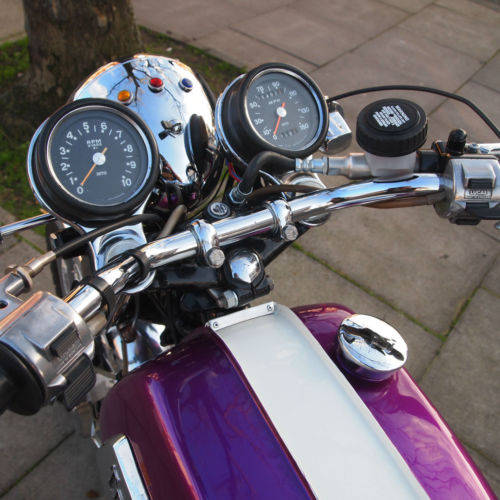 1975 T150V Trident Fully Restored 'Amazing' SOLD (picture 5 of 6)