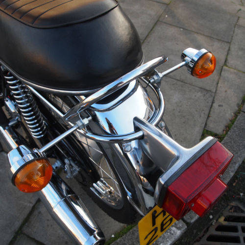 1975 T150V Trident Fully Restored 'Amazing' SOLD (picture 6 of 6)