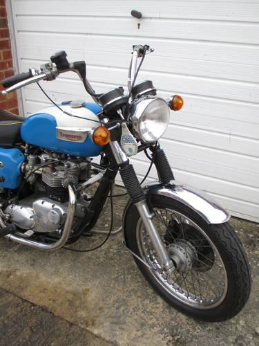 Triumph T140, 1978, 750cc For Sale (picture 5 of 6)