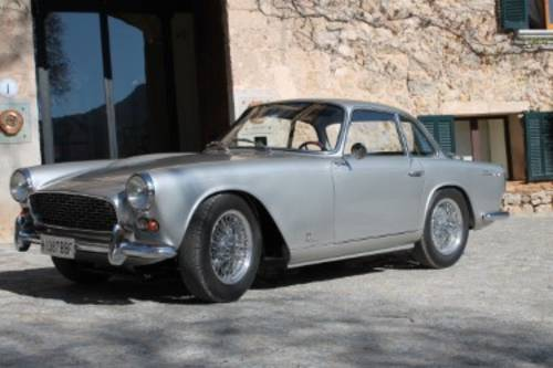 1959 Triumph Italia 2000 Gt Sold Car And Classic