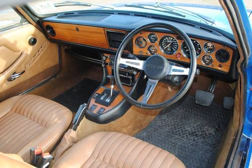 1977 Triumph Stag for hire in Jersey for  £150 per day For Hire (picture 5 of 6)