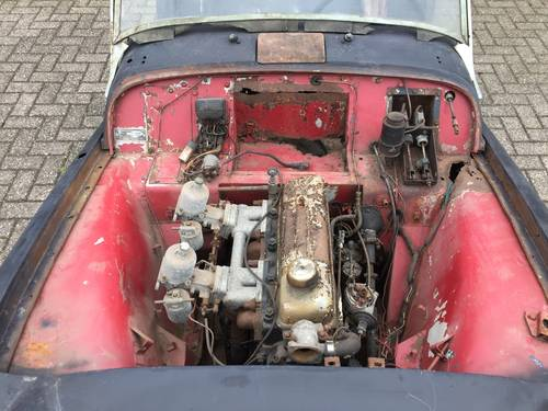 1959 Triumph TR3A for restoration For Sale (picture 6 of 6)