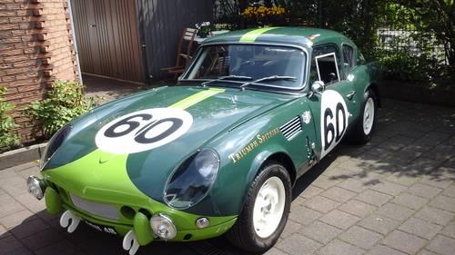 1965 Triumph Spitfire Adu4b Replica Le Mans For Sale Car And Classic