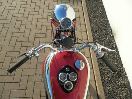 1947 Girder rigid Triumph 5T Speed Twin For Sale (picture 3 of 6)