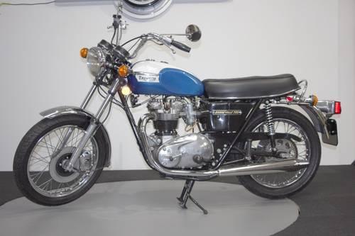 1977 Triumph BonnevilleT140V 750 For Sale (picture 3 of 6)