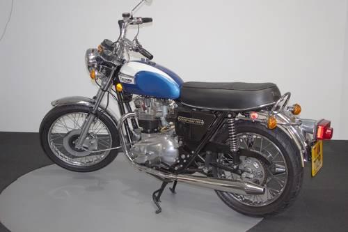 1977 Triumph BonnevilleT140V 750 For Sale (picture 4 of 6)