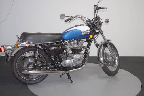 1977 Triumph BonnevilleT140V 750 For Sale (picture 5 of 6)