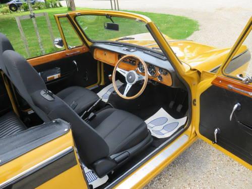 1970 Triumph Vitesse Mk2  (Credit/Debit Cards & Delivery) SOLD (picture 5 of 6)