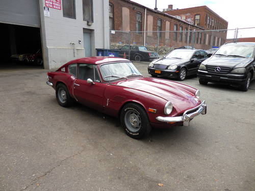 1969 Triumph GT6 MK-II Very Nice Driver - SOLD (picture 1 of 6)
