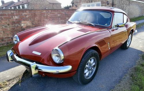 1970 Triumph GT6 MK2    ( simply stunning ) SOLD (picture 1 of 6)