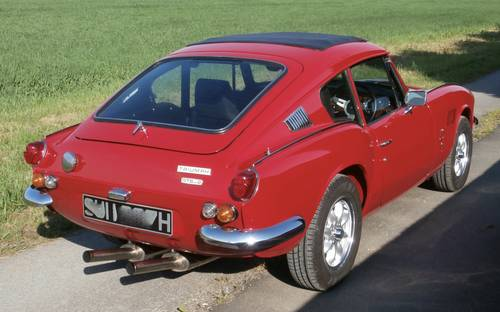1970 Triumph GT6 MK2    ( simply stunning ) SOLD (picture 2 of 6)