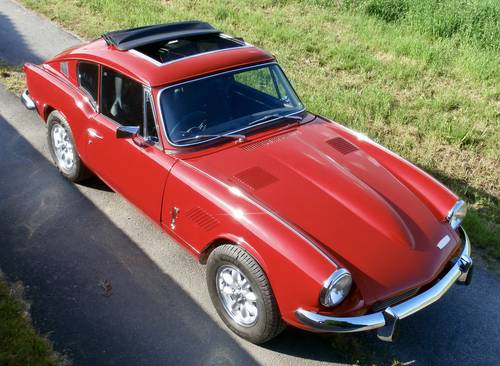 1970 Triumph GT6 MK2    ( simply stunning ) SOLD (picture 3 of 6)