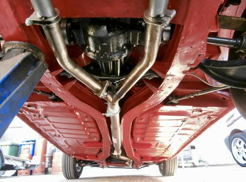 1970 Triumph GT6 MK2    ( simply stunning ) SOLD (picture 6 of 6)