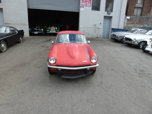 1973 Triumph GT6 Mk-III Completer Car For Restoration - SOLD (picture 2 of 6)