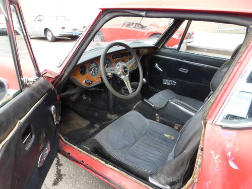 1973 Triumph GT6 Mk-III Completer Car For Restoration - SOLD (picture 5 of 6)