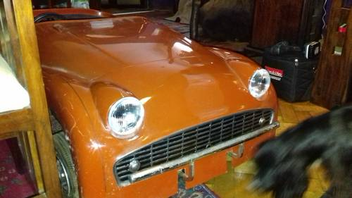 Tr3a Half Size Project Tot Rod Sold Car And Classic