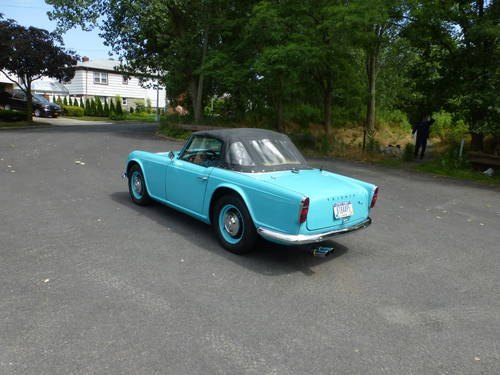 1963 Triumph TR4 Nicely Restored - SOLD (picture 4 of 6)