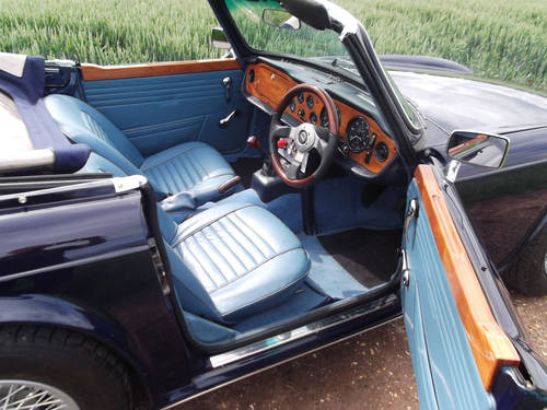 1969 TR6 For Sale SOLD (picture 2 of 6)