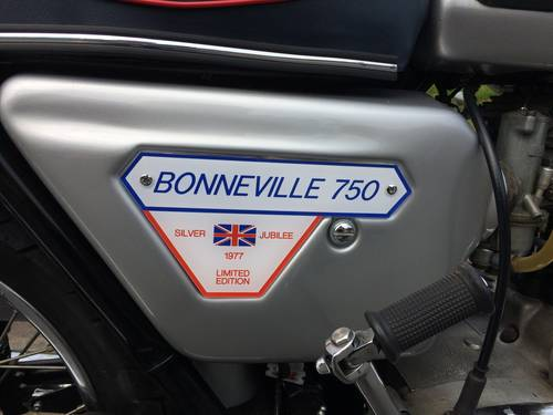 1977 jubilee bonneville For Sale (picture 2 of 3)