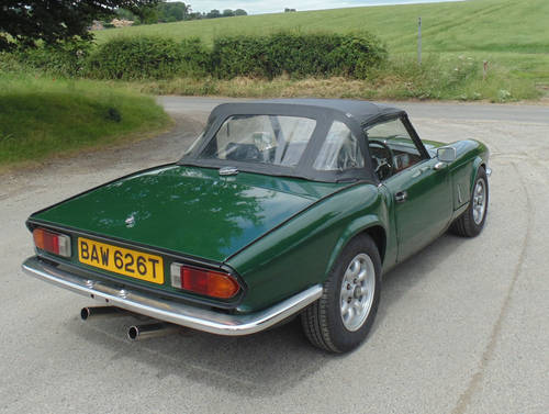 1979 Triumph Spitfire 1500 SOLD (picture 3 of 6)