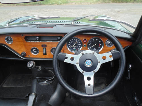 1979 Triumph Spitfire 1500 SOLD (picture 4 of 6)